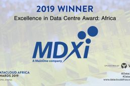 MDXi wins 'Excellence in Data Centre: Africa' award at Datacloud Africa 2019